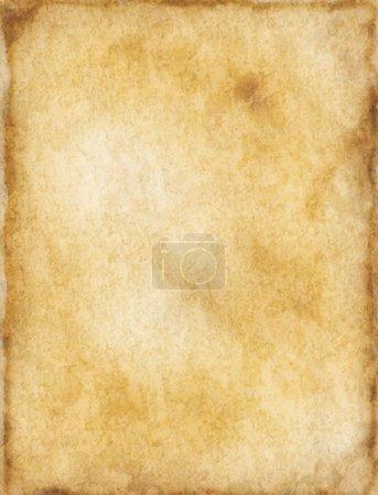 Photo pour Vieux papier texture - image libre de droit