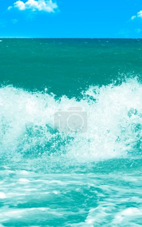 Photo for Background of a surface of water - Royalty Free Image