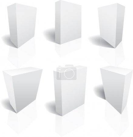 Blank box. Ready to use in your designs