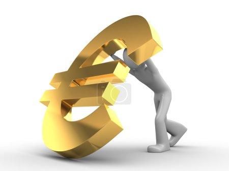 Don't fall, EURO