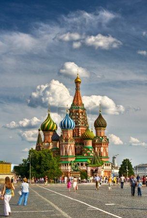 Vasily Blazhennogo cathedral