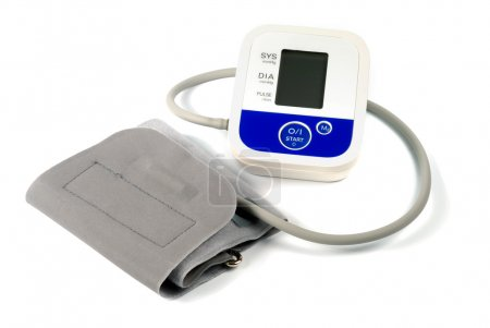 Automatic Blood-Pressure Meter