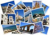 Around Spain