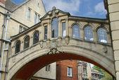 Hertford College, Bridge of Sighs