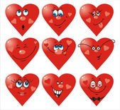 Heart Smiles to Valentine`s day