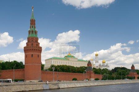 Russia Moscow Kremlin closeup