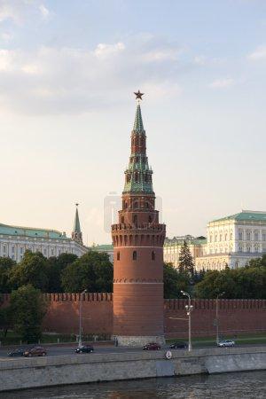 Tower Moscow Kremlin