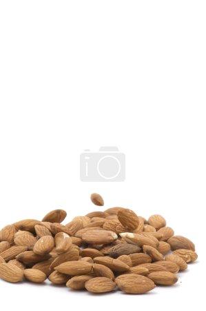 Almond closeup