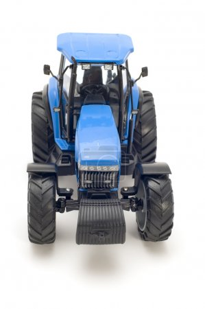 Object on white - toy - tractor...