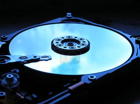 Foto de Unidad de disco duro - Imagen libre de derechos