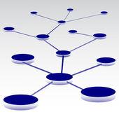 Vector network