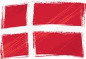 Grunge denmark flag