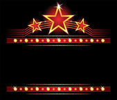 Hvězdy nad copyspace