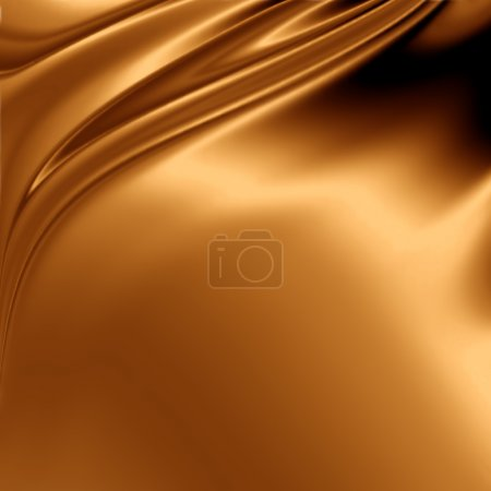 Golden fabric grunge