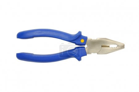 Photo for Isolated pliers - Royalty Free Image
