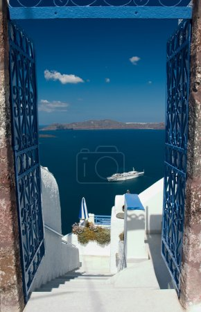 Welcome on Santorini