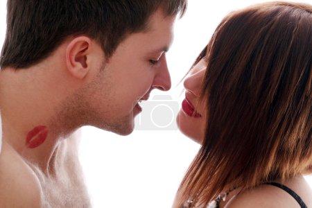 Youg and beautiful happy coupleyoung