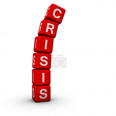 Photo for Crisis - Royalty Free Image