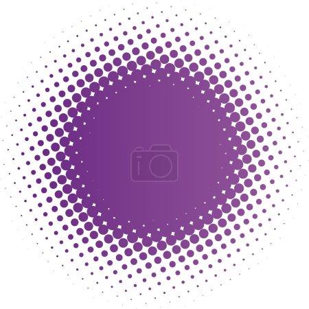 Illustration for Spotted design element (vector design element) - Royalty Free Image
