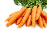 "Постер, картина, фотообои ""Пучок моркови"""