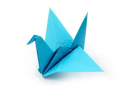 Foto de Pájaro de origami - Imagen libre de derechos