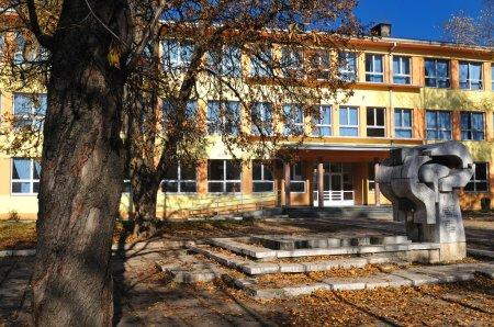 Elementray schoold building