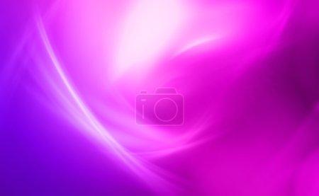 Photo pour Fond abstrait généré rose-violet - image libre de droit