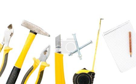 Photo pour Instruments à main - image libre de droit