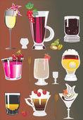 Koktejly kolekce