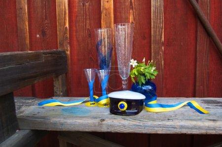 Swedish graduating kit