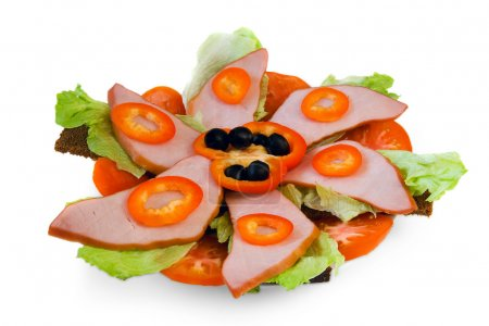 Photo for Tasty Sandwich - Royalty Free Image