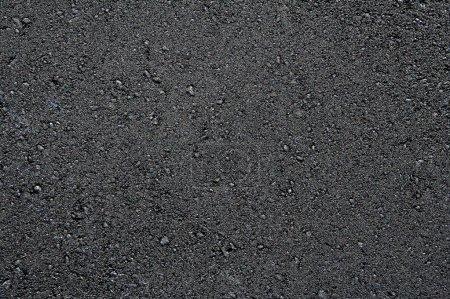 Photo pour Nouvelle texture d'asphalte - image libre de droit