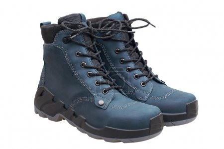 Pair of hiking shoes