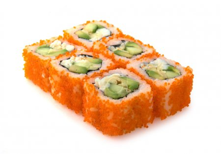Japanese roll california