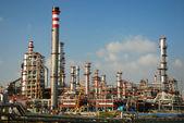 Big rafinery in Spain