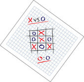 Tic Tac Toe game draw