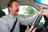 šílený řidič