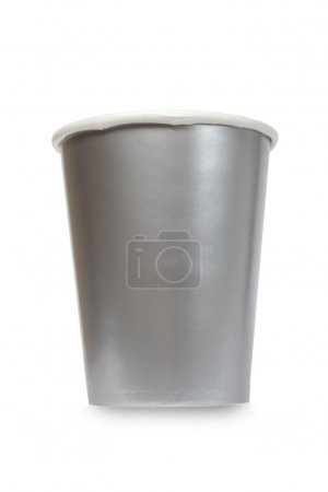 Photo for Paper cup - Royalty Free Image