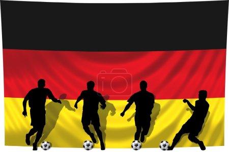 Soccer player Germany