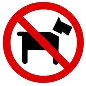 Zákaz znamení pes