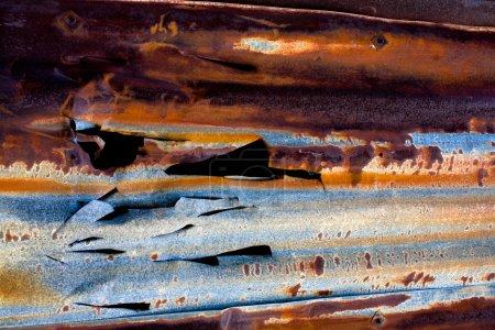 Rusty Metal detail