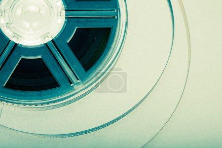 Film reel concept