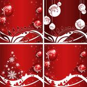 Vánoční šablony rámce
