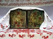 Orthodox weddings icons