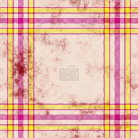 Tartan grunge background