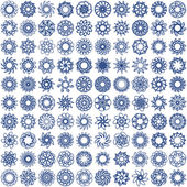 100 decorative elements for design