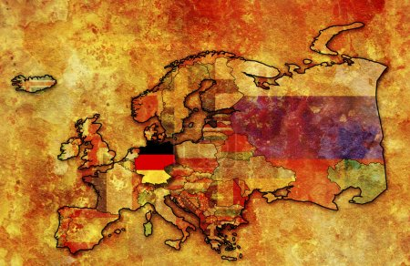 Old flag of germany