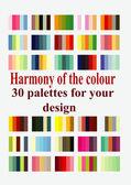 Palettes for desing