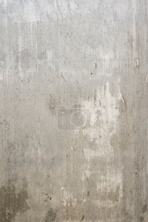 Photo for Fragment of wall with hole from grey of the concrete - Royalty Free Image