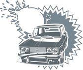 Vector tuned car